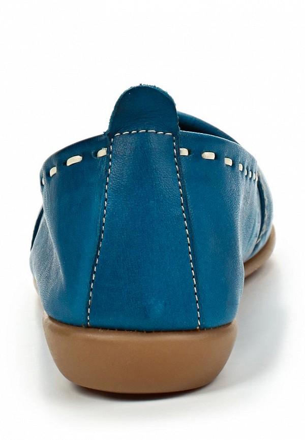 фото Слипоны женские Dali DA002AWBHM36, голубые