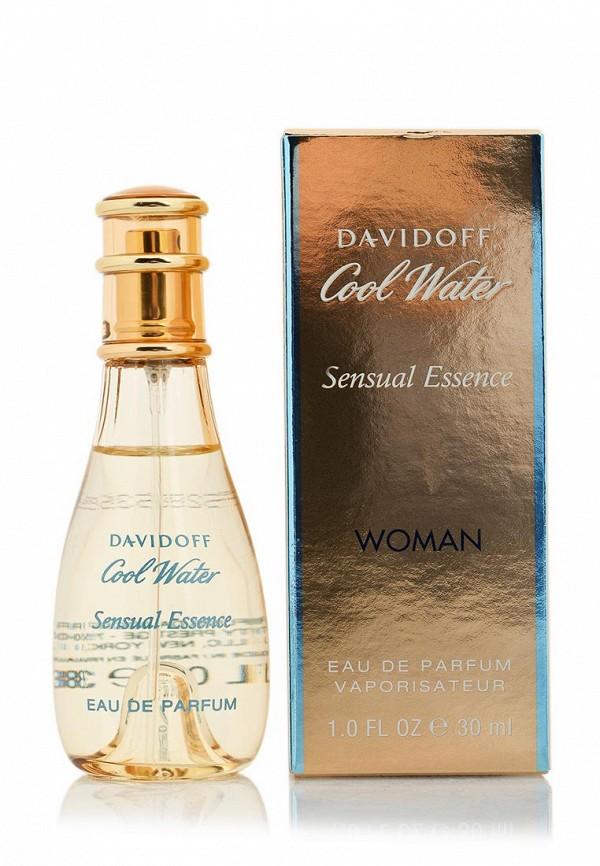 Парфюмированная вода Davidoff DA259MWKO561. Цвет: золотой