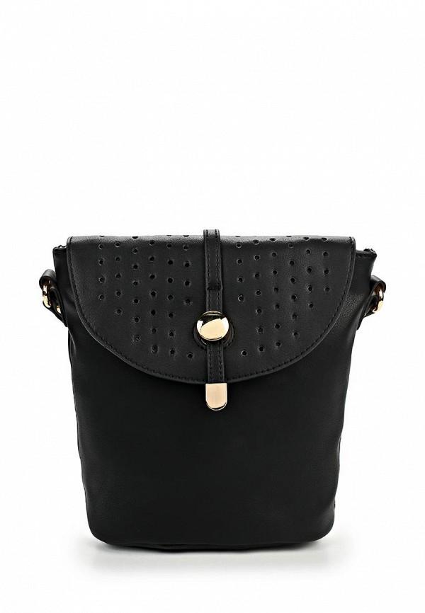 Наплечная сумка коричневого цвета David Jones URN-6346305