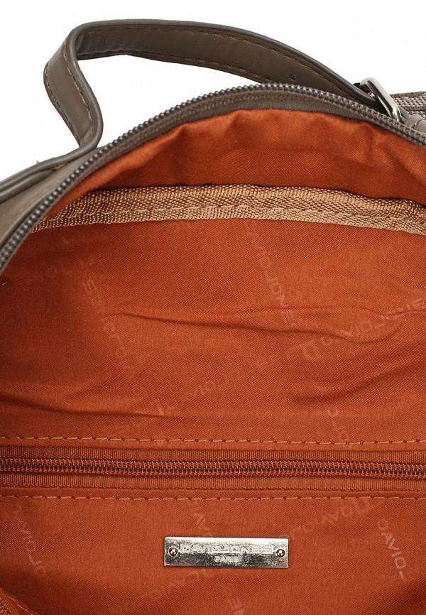 фото Рюкзак женский кожаный David Jones DA919BWCLE96 - картинка [4]