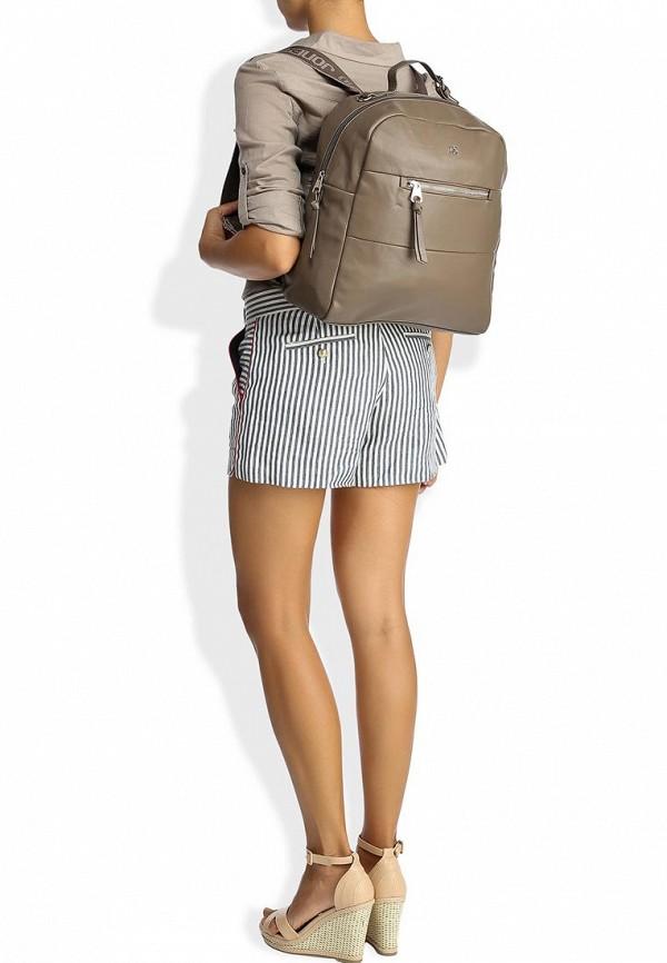 фото Рюкзак женский кожаный David Jones DA919BWCLE96 - картинка [5]