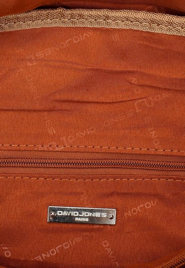 фото Рюкзак женский кожаный David Jones DA919BWCLE97 - картинка [4]