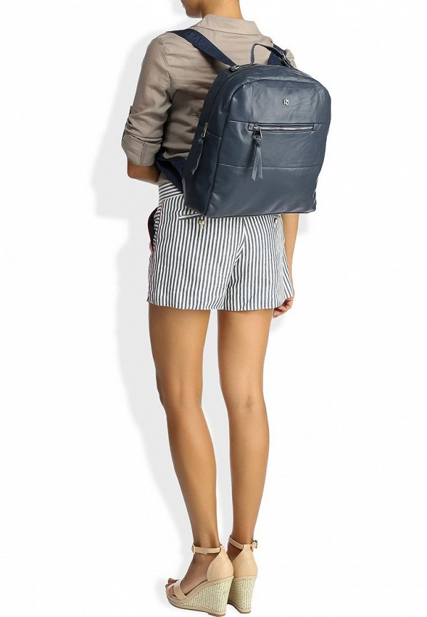 фото Рюкзак женский кожаный David Jones DA919BWCLE97 - картинка [5]