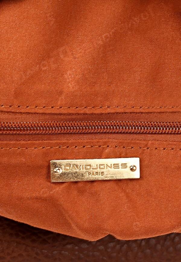 фото Рюкзак женский кожаный David Jones DA919BWCVZ59 - картинка [4]