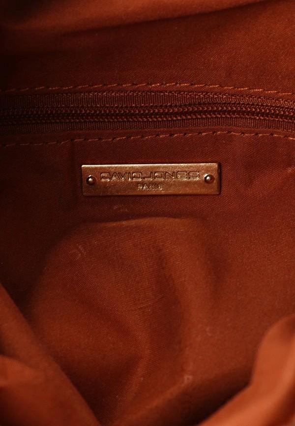 фото Рюкзак женский кожаный David Jones DA919BWCVZ60 - картинка [5]