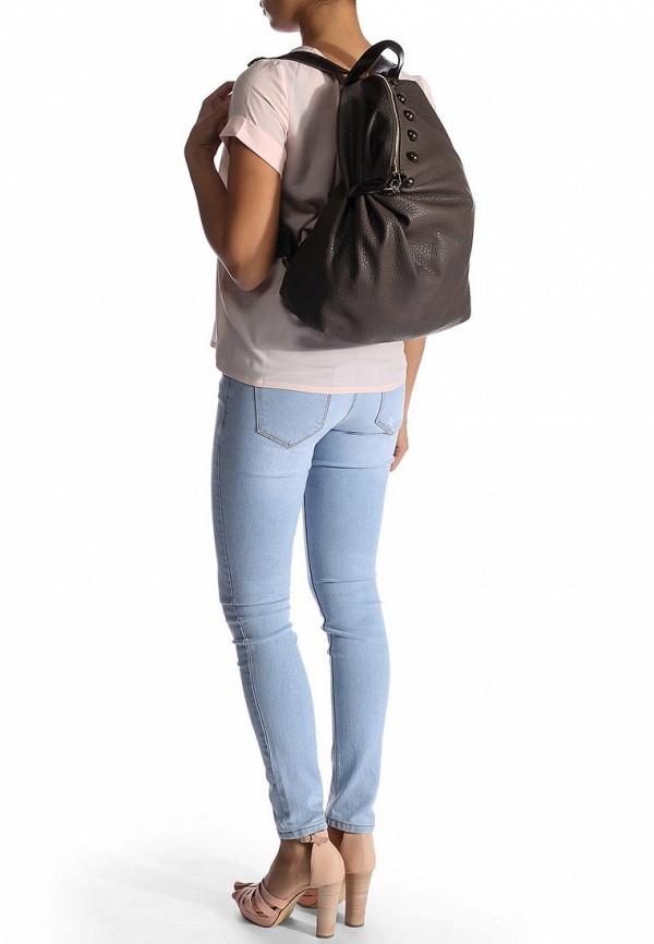 фото Рюкзак женский кожаный David Jones DA919BWCVZ60 - картинка [6]