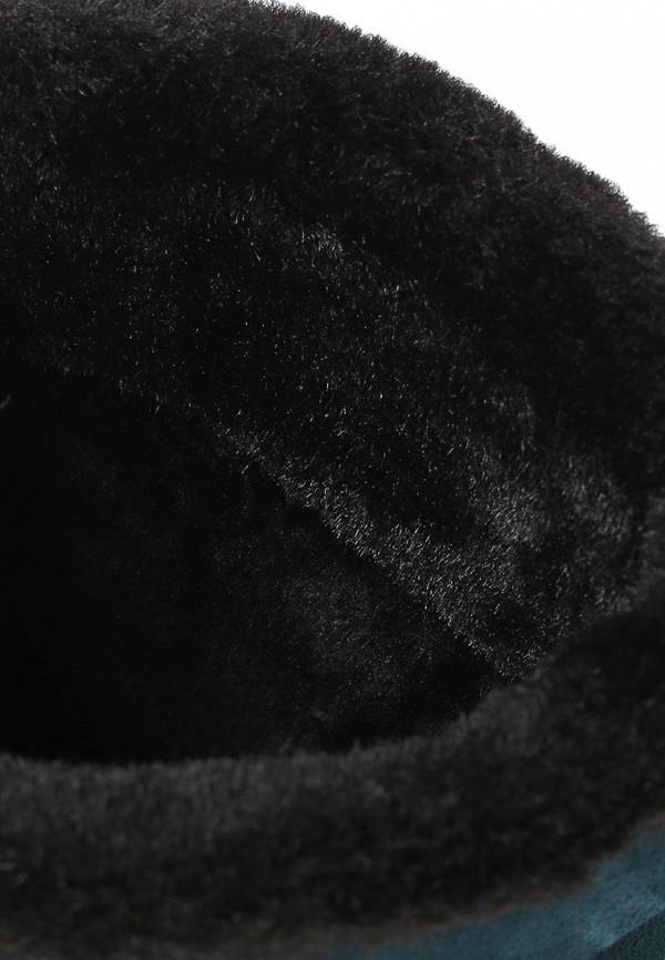 фото Женские полусапоги Daze DA921AWCOF61, темно-зеленые