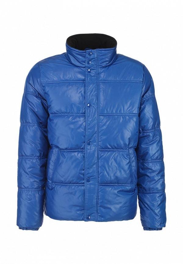Куртка утепленная Desam. Цвет: синий
