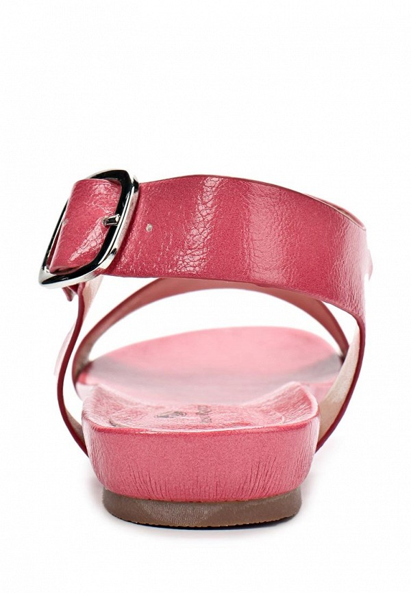 фото Сандалии женские летние Dino Ricci DI004AWBCW83, розовые