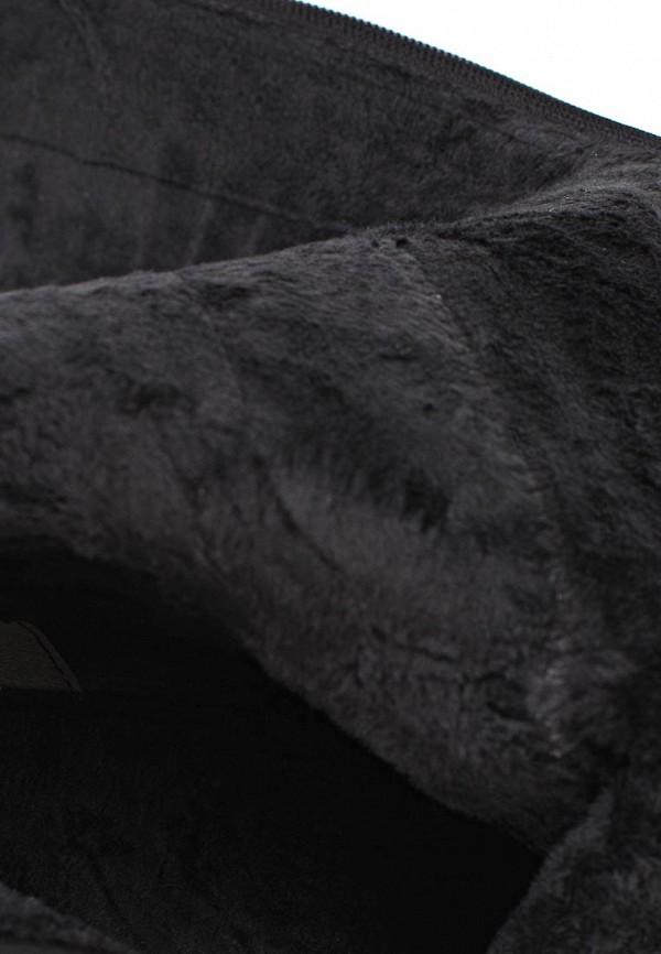 фото Сапоги женские на толстом каблуке Dino Ricci DI004AWCKV06, черные