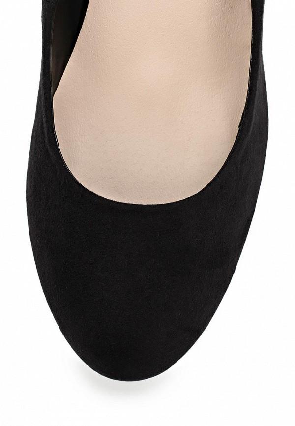 фото Туфли на низком каблуке Dorothy Perkins DO005AWCIM63, черные