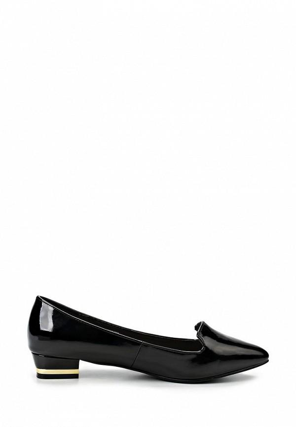 фото Лоаферы на каблуке Dorothy Perkins DO005AWCKK77, черные