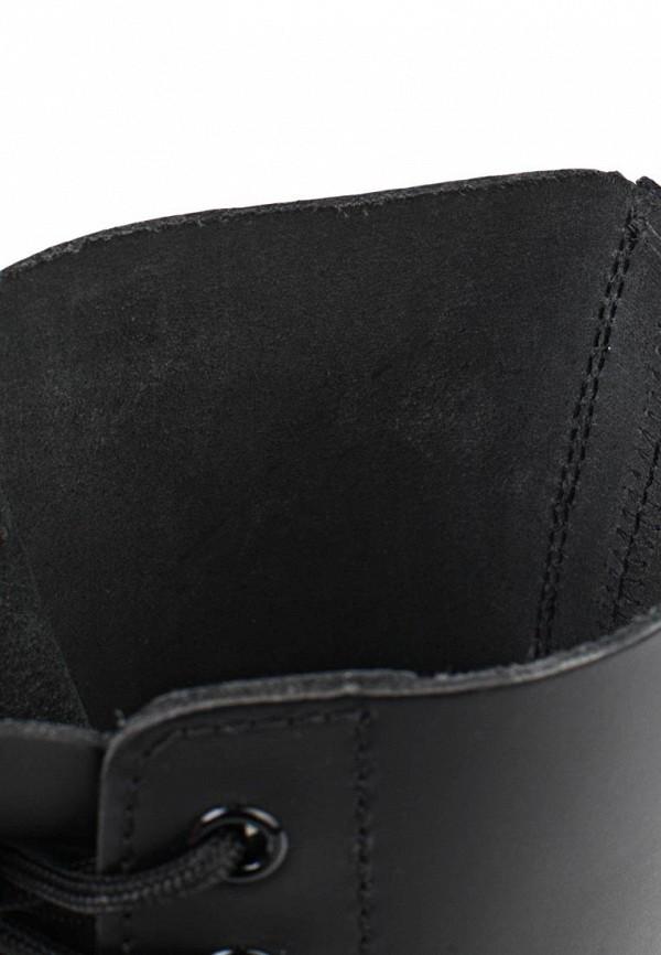 фото Ботинки женские высокие Dr. Martens DR004AUFL815, черные