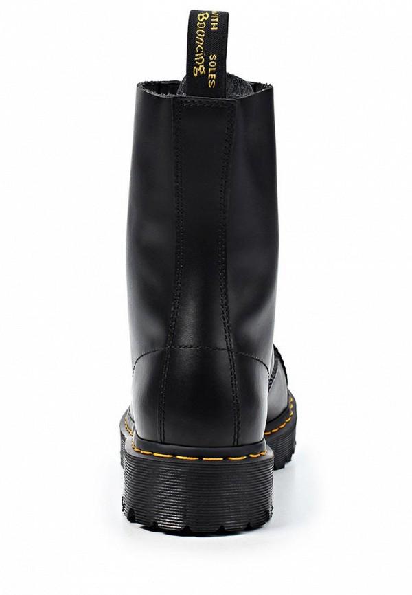 фото Ботинки женские на платформе Dr. Martens DR004AUJV663, черные