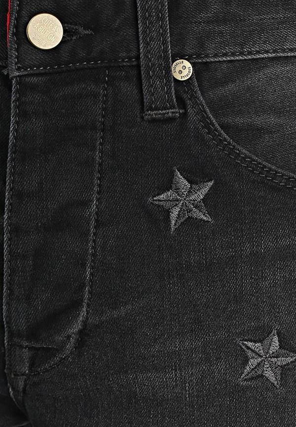 Женские джинсовые шорты 55DSL 05D2IL-55E82: изображение 5