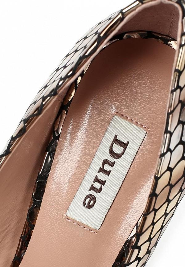 фото Туфли на шпильке Dune DU001AWBTY97, золотые
