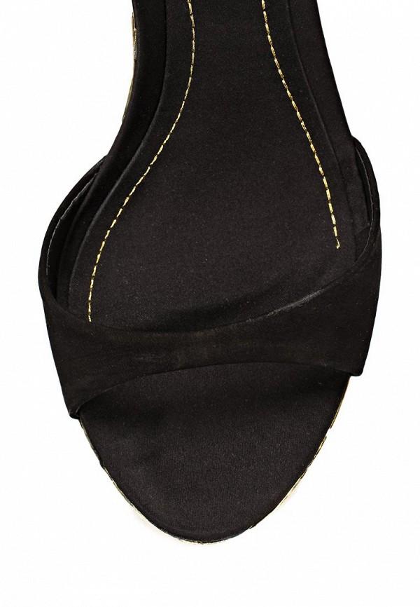 фото Босоножки на шпильке Dumond DU593AWAET95, черные