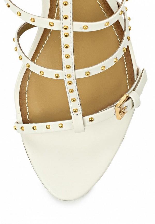 фото Босоножки на каблуке Dumond DU593AWARG99, белые