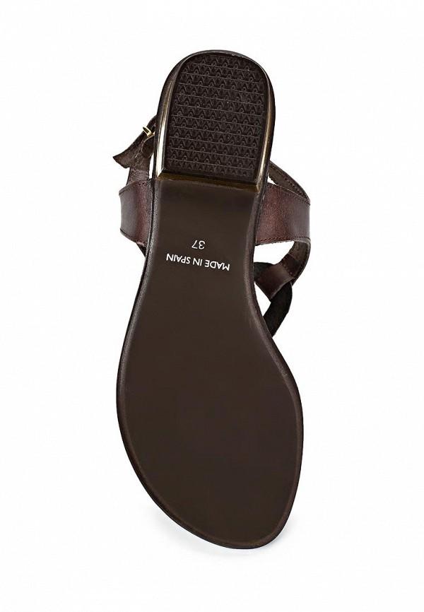 фото Сандалии женские летние El Tempo EL072AWAKP43, коричневые