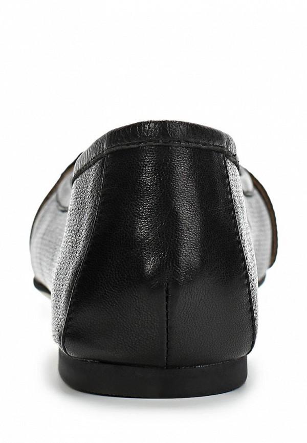 фото Балетки женские El Tempo EL072AWAKP53, черные кожаные