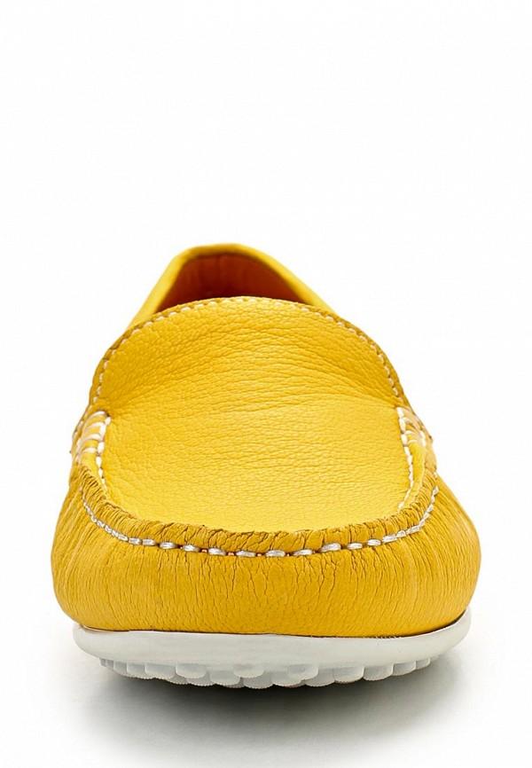 фото Мокасины женские El Tempo EL072AWAKQ14, желтые