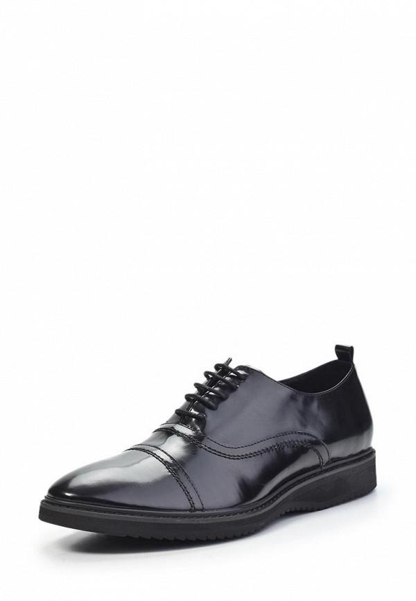 Туфли Elche, черный цвет