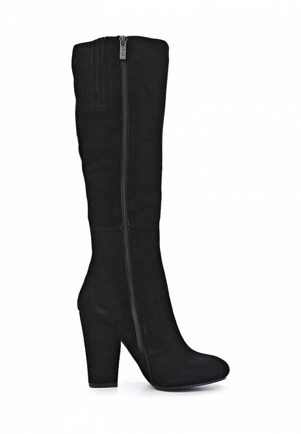 фото Сапоги женские на высоком каблуке Elche EL242AWJX812, черные