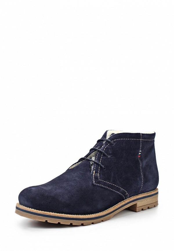 Ботинки Ergo. Цвет: синий