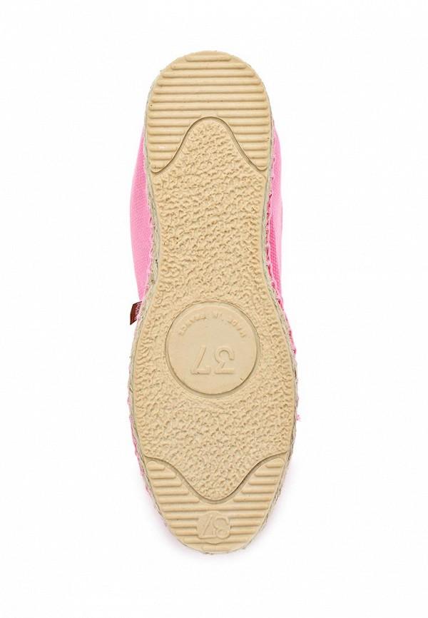 фото Эспадрильи женские Espadrij l'Originale ES602AWAPE50, розовые