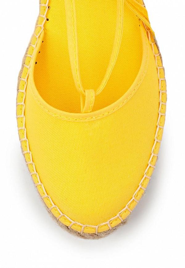 фото Эспадрильи на танкетке Espadrij l'Originale ES602AWAPE71, желтые