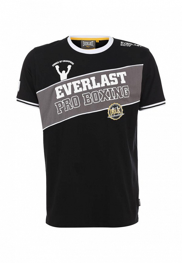 Футболка с надписями Everlast EVR6619