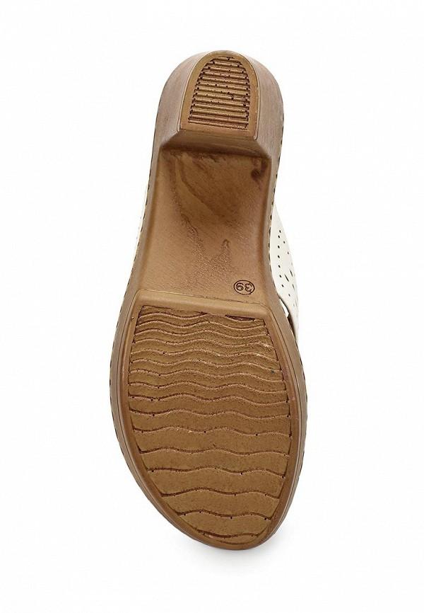 фото Сабо женские на каблуке Evita EV002AWAYM47, бежевые