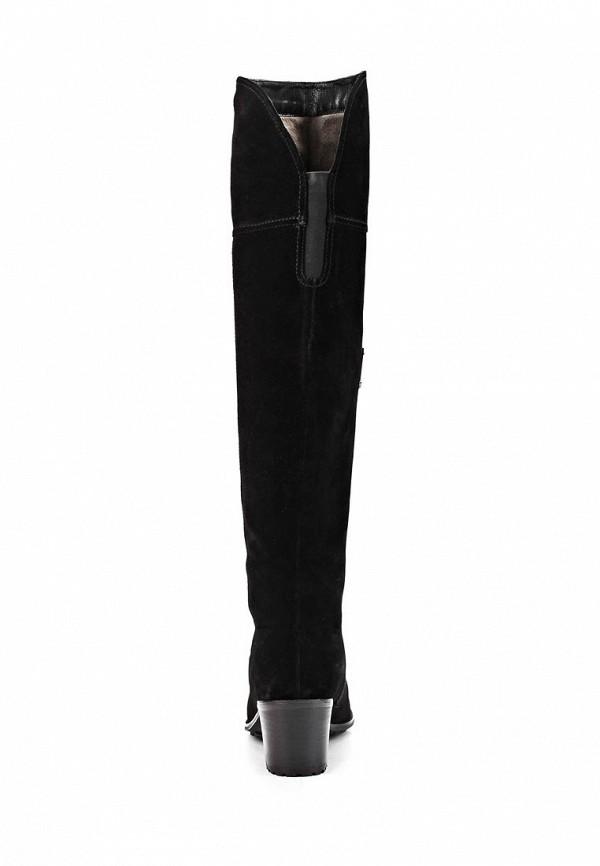фото Сапоги женские на низком каблуке Evita EV002AWCKS73, черные