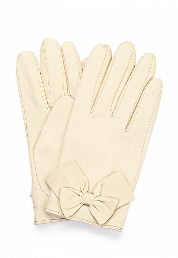 Женские перчатки Fabretti 21.8-5s beige