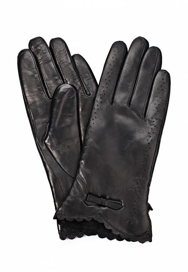 Женские перчатки Fabretti 9.5-1 black