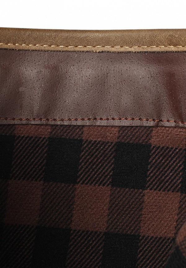 фото Женские полусапоги на каблуке Fashion Cutie FA420AWKX013, коричневые
