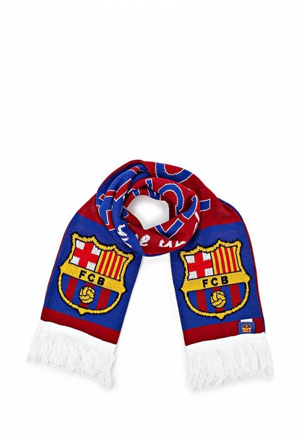 Шарф FC Barcelona. Цвет: мультиколор