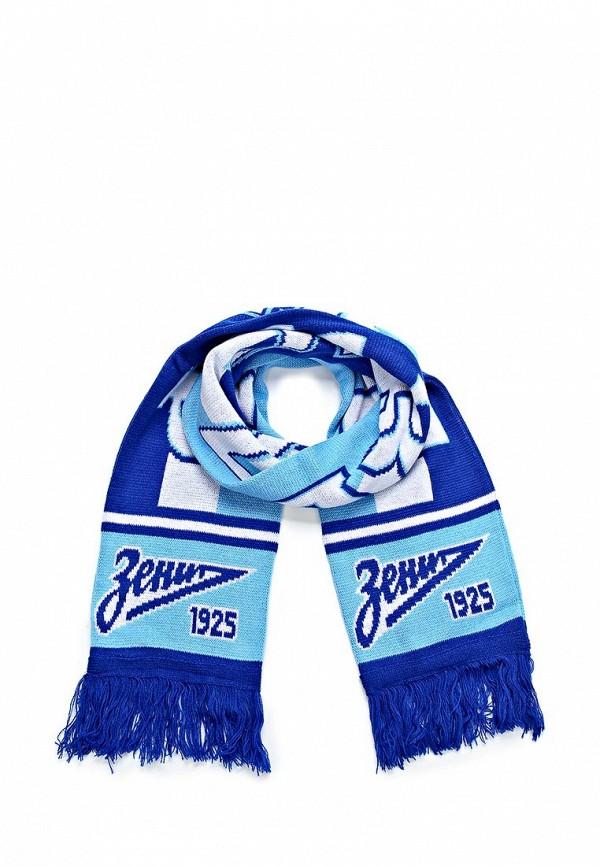 Шарф FC Zenit FC002GUARK78. Цвет: синий