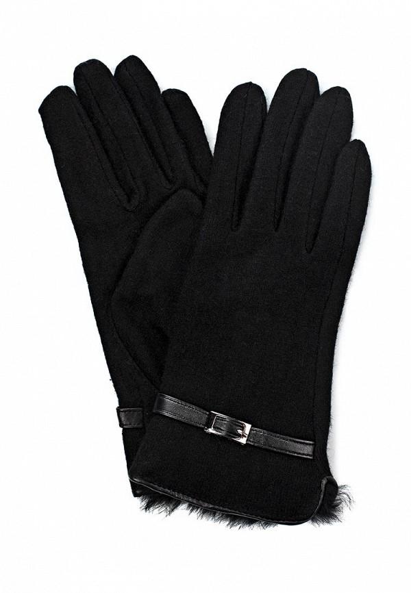 Перчатки Finn Flare FI001DWKU846. Цвет: черный