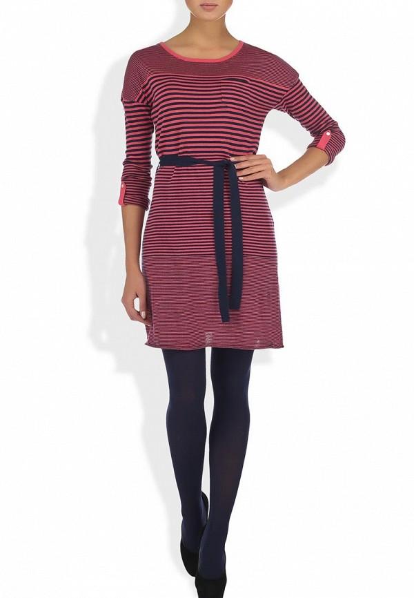 Платье Платье Fox FOX LW14-9702 Платье Fox женское. Цвет: розовый