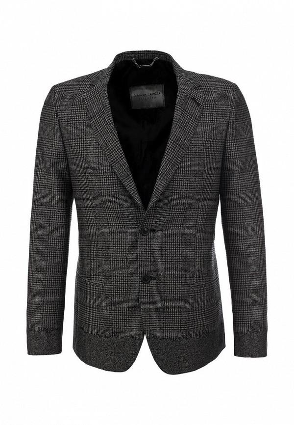 Пиджак Frankie Morello FR458EMIK842. Цвет: серый