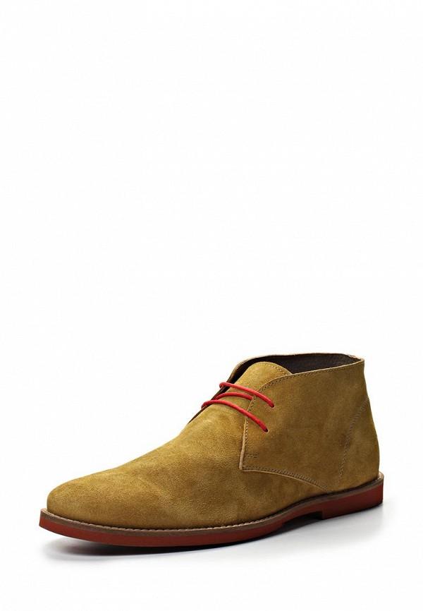 Ботинки Frank Wright FR621AMHC406. Цвет: желтый