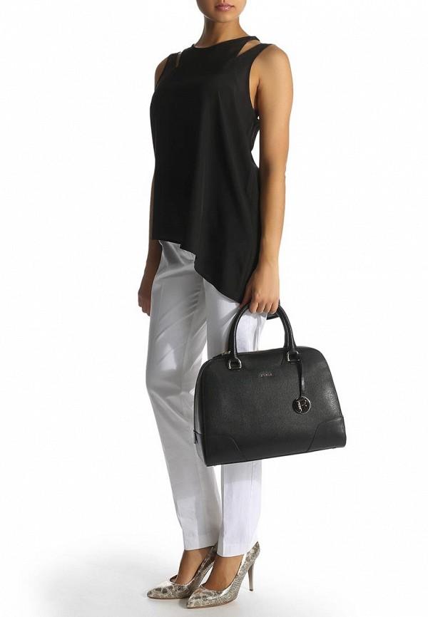 Классическая сумка Furla 820632 soft black Италия