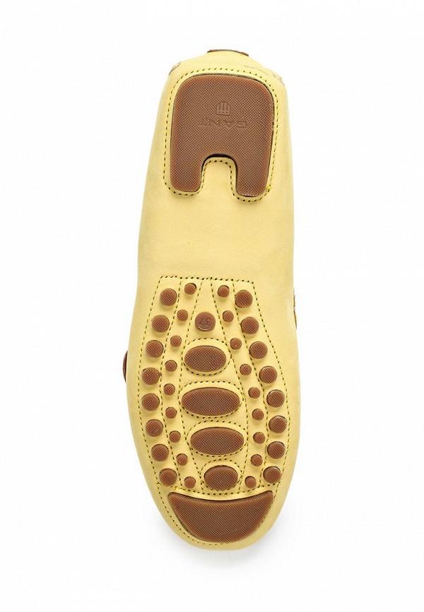 фото Мокасины женские Gant GA121AWAVC02, нежно-желтые