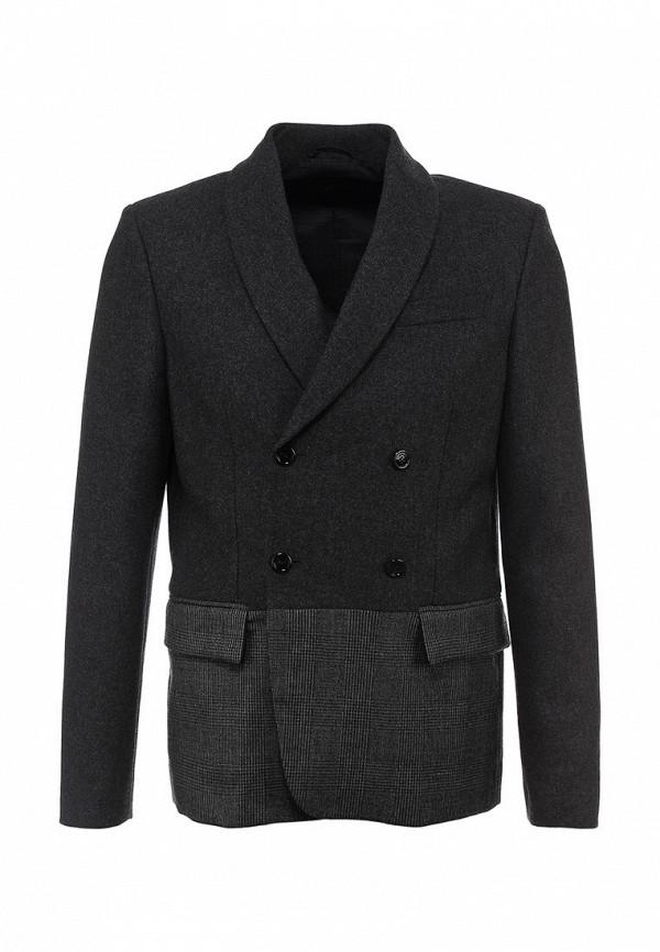 Пиджак Galliano GA626EMIY502. Цвет: серый