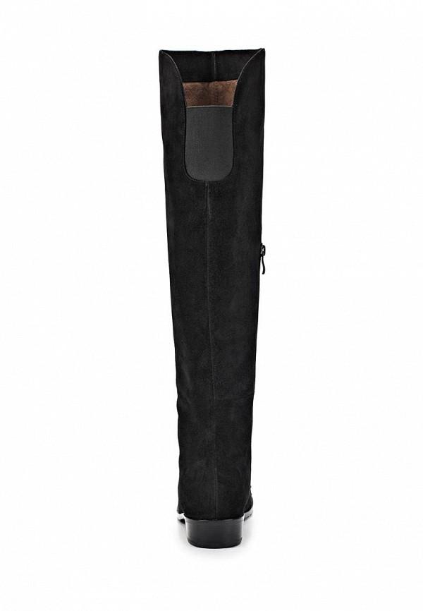 фото Женские сапоги-ботфорты Gerzedo GE007AWCPA21, черные