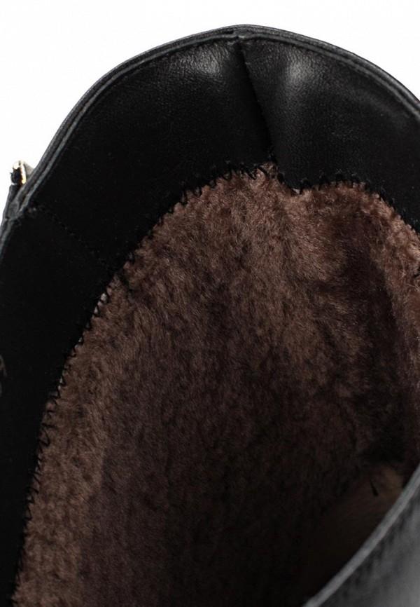 фото Женские полусапоги на низком каблуке Giotto GI514AWCPX29, черные