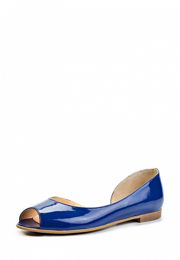 Туфли на плоской подошве Avenue by Giotto 6530-304-8361: изображение 1