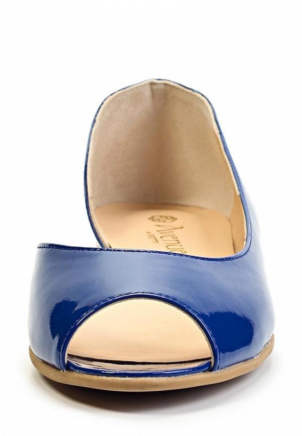 Туфли на плоской подошве Avenue by Giotto 6530-304-8361: изображение 4