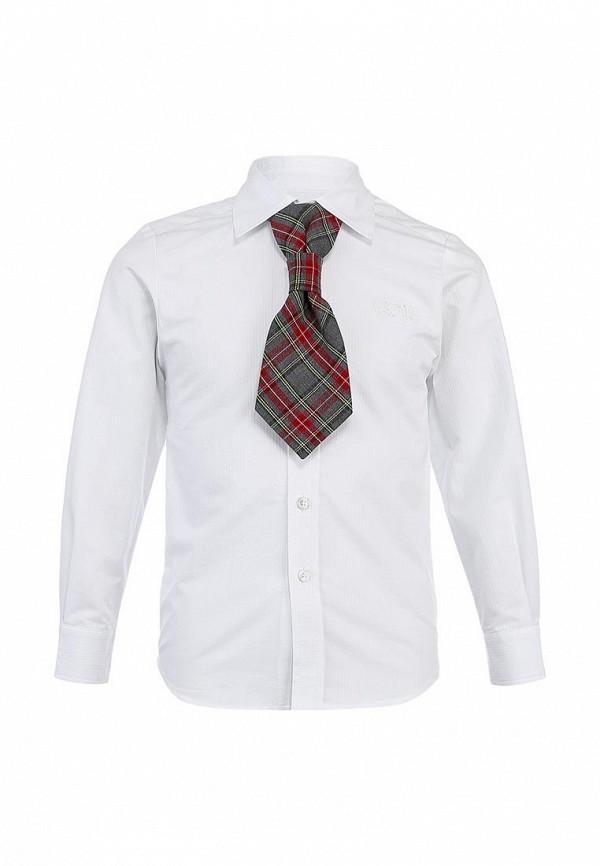Рубашка Gioia di Mamma GI639EBLE542. Цвет: белый